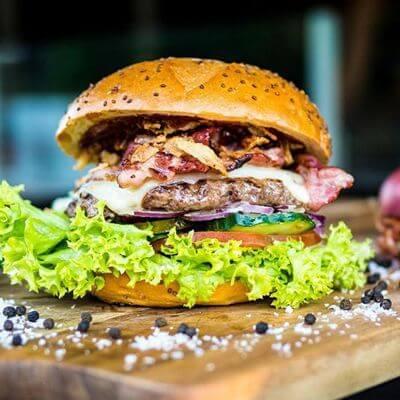 Streetfood Burger Lieblingsburger Businesscatering Foodtruck